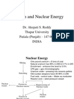 Nuclear Energy Resources