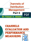 Channels Evaluation