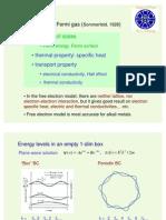 Free Electron Gas