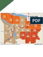 Foreclosure Map