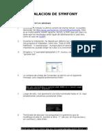 INSTALACION DE SYMFONY (1)