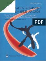 MOLLO, N. y E, VIGNOLO. 2010. Contribuciones Del Diario de Viaje de Justo Molina a La Toponimia Aborigen Del Norte Neuquino
