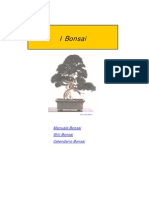 Manuale Bonsai
