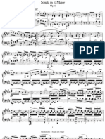 Mendelssohn 1st Sonata