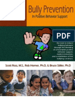 PBS (PBIS) Bully Prevention