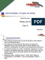 RED014 - Cap.14 - Redes Sem Fio 20110101