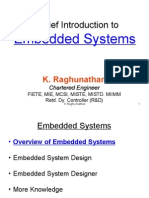 Embedded Systems - Brief Intro