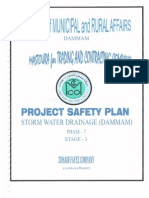 Project Safety Plan Dammam (Momra)