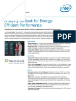 Eficient Performance A Sunny Outlook for Energy-Efficient Performance