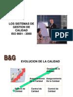 Curso de Introducción al Sistema ISO9001