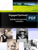 Engaged Spirituality - For Kkp Bos
