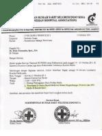 Dody Firmanda 2011 - PERSI Penerapan Evidence-based Medicine (EBM) dalam Pengembangan Standar Prosedur Operasional (SPO) Medik di Rumah Sakit