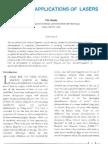 Application of Bio Medical Engg
