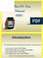 The Near Me Area Network NAN