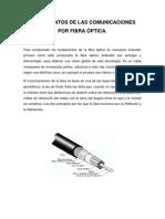 Fundamentos de las Comunicaciones por Fibra Óptica