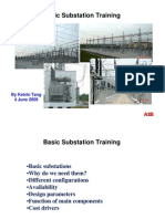 Basic Substation Training