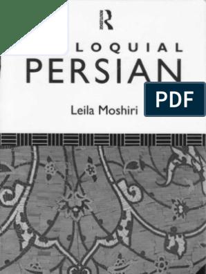 06 Colloquial Persian | Arabic | Verb