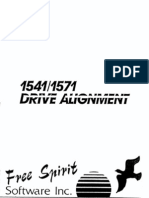1541-1571 Drive Alignment Free Spirit
