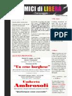 Notiziario Amici Di Libera Giugno n. 3