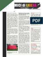 Notiziario Amici Di Libera Settembre2011-1