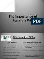 Importance of Having a Will in Dubai Abu Dhabi UAE