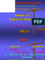 CLASE14_REGULACION PESQUERA