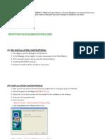 Installation Guide (ModelSim)