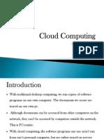 -cloud-computing class ppt