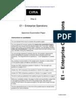 E1EnterpriseOperationsSpecimenPaper