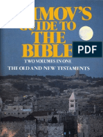 Asimov's Guide to the Bible the New Testament