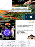 Lifecell Cord Blood Stemcell Banking