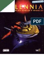 Millennia - Manual - PC