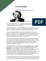 Steve Jobs y Su Estrategia