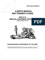 Soldiers Manual