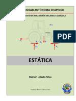 MECÁNICA-ESTÁTICA 2011-2012