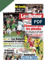 LE BUTEUR PDF du 16/10/2011