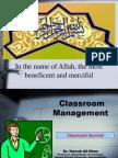 Classroom Management AAC