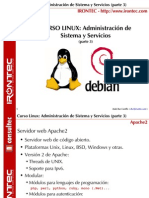 Admin is Trac Ion Linux 3