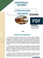 La Revolución Industrial y el Capitalismo