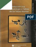 Arqueologia e Historia de Xauxa