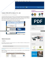 Pplware Sapo Pt Linux Instalar o Office 2007 No Ubuntu 9 10