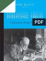 Rereading Freud Psychoanalysis Through Philosophy