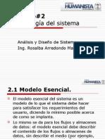 Capitulo#2 Metodología de Sistemas