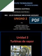 Centrales Electric As- Turbinas de Vapor