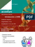 0. Introduccion a CMMi
