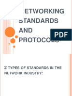 Networking Standards