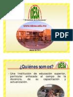 1. Introduccion a IDESA