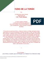 El Estudio de La Torah