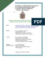 Complicaciones Feto - Maternas en la mujer mayor 35 años INV NIC -2003