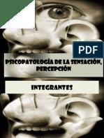Psicologia de La Sensopercepcion